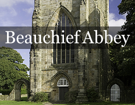 Beauchief Abbey