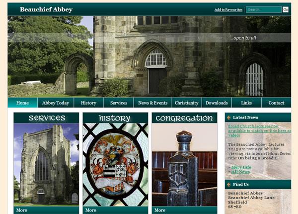 Homepage Beauchief Abbey