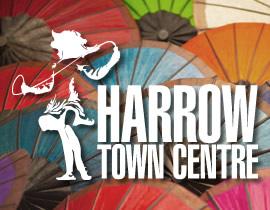 Harrow Town Centre