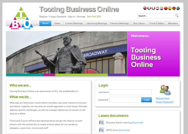 Tooting Life Business Forum
