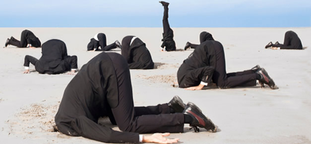 Don't stick your head in the sand with mobile websites